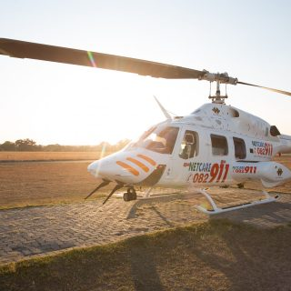 Helicopter Emergency Medical Services: Netcare 1 a specialised helicopter ambula… 46521081 2056674577687001 8311630684133261312 o 320x320