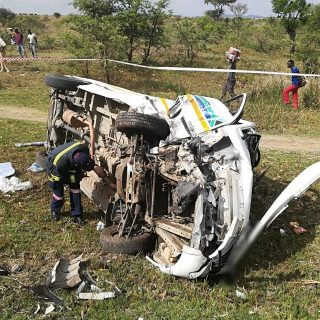 Limpopo: At 14H46 Monday afternoon Netcare 911 responded to reports of a collisi… 46703130 2061191150568677 3846243230471421952 o 320x320