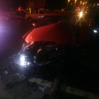 Gauteng: At 00H28 Sunday morning Netcare 911 responded to reports of a collision… 46940968 2059484474072678 5645028856055201792 o 320x320