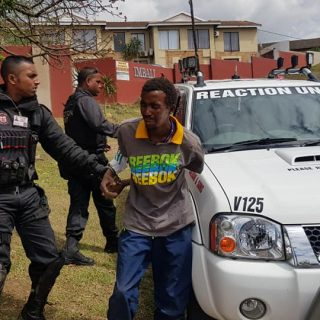 Scrap Collector Apprehended: Verulam – KZN  The suspect pictured was arrested by… 47018043 2222363104448938 4156805160229666816 n 320x320