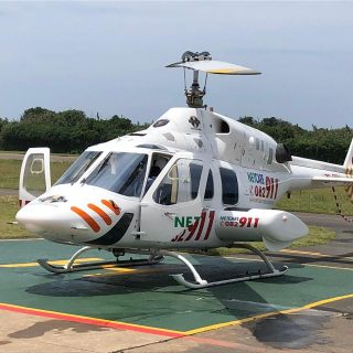 Helicopter Emergency Medical Services: Netcare 2 a specialised helicopter ambula… 47025841 2060956553925470 7025676342809067520 o 320x320