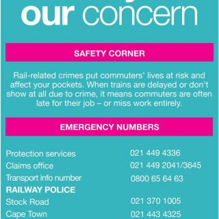 #MetroMatters Safety is our concern #TrainTalk 47038916 2852987248060176 9118802532523573248 o 320x320