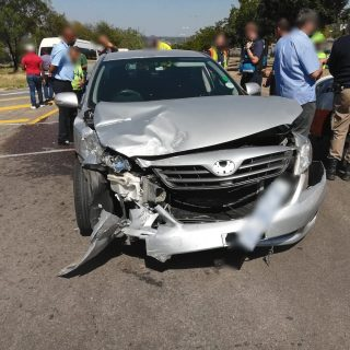 Gauteng: At 08H37 Friday morning Netcare 911 responded to reports of a collision… 47211414 2066424976711961 4994359014566395904 o 320x320