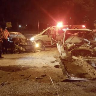 [FLORIDA] – Head-on collision leaves three injured. – ER24 FLORIDA     Head on collision leaves three injured