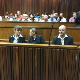 'Krugersdorp Killer' accused will deny claiming to have supernatural powers Krugersdorp killings Murder accused claimed to be the bride of Satan 320x320
