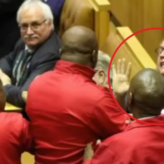 """Malema out to """"punish"""" the DA again, but no word of an apology about o… Malema out to quotpunishquot the DA again but no word of an apology about o"""