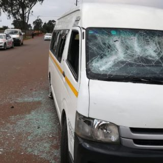 Man wounded in Gauteng church shooting blamed on 'rival groups' Man wounded in Gauteng church shooting blamed on rival groups 320x320
