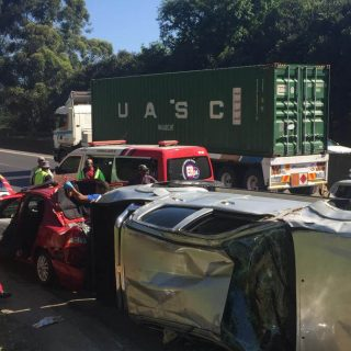 [PIETERMARITZBURG] One killed, two others injured in N3 Town Hill collision – ER24 N3 PMB 320x320