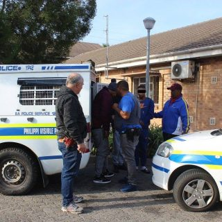 Philippi #SAPS embarked on a tracing operation of wanted suspects for various cr… Philippi SAPS embarked on a tracing operation of wanted suspects for various cr