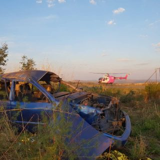 [MAGALIESBURG] Two killed, four injured in R509 collision – ER24 R509 1 320x320