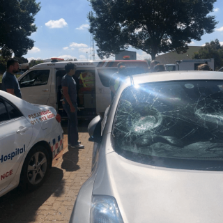 [SPRINGS] – Eleven hospitalized during alleged protest action. – ER24 SPRINGS     Eleven hospitalized during alleged protest action