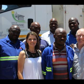 Waste collectors save Centurion cyclist's life – Centurion Rekord Waste collectors save Centurion cyclist   s life Centurion Rekord 320x320