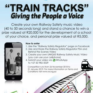 "The ""Train Tracks"" competition is officially open. Send your videos to 060 982 5… 46804836 1919276121527249 1640789627193262080 o 320x320"