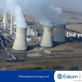 #DYK that Matla power station takes its name from SeSotho and means 'strength or… 46809984 2526859330674129 2146316782695088128 o 320x320