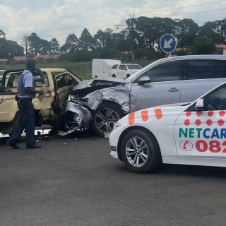 Mpumalanga: At 14H44 Sunday afternoon Netcare 911 responded to reports of a coll… 47274952 2069268646427594 3881363882425450496 o 320x320