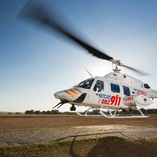 Netcare 2, a specialised helicopter ambulance, has been activated to attend to a… 47314923 2080276478660144 596878249439526912 o 320x320