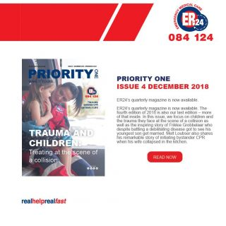 ER24's quarterly magazine is now available. The fourth edition of 2018 is a… 47320590 2058898080838212 5436527168999915520 n 320x320