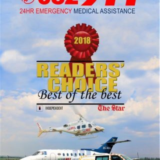 The people of Gauteng votes Netcare 911 tops  Netcare 911 has been voted best in… 47326546 2071964639491328 5923494937592070144 o 320x320