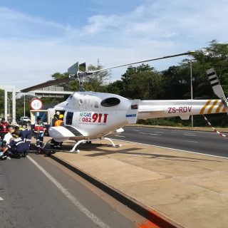 KwaZulu-Natal: At 06H33 Netcare 911 responded to reports of a collision on the M… 47350911 2067501999937592 7937240699928313856 o 320x320