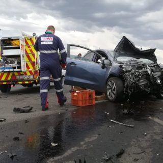 Gauteng: At 12H40 Sunday afternoon Netcare 911 responded to reports of a collisi… 47365329 2069257306428728 5874258600741830656 o 320x320