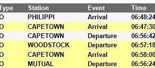 #Trainreport #CentralLineCT   Please see the current trains operating to and fro… 47435404 2867228799969354 8452895572997701632 n 320x141
