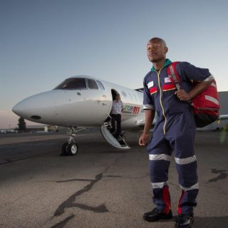 Angels Over Africa: A Netcare 911 air ambulance with Doctor and Paramedic has be… 47684506 2082815311739594 6737746721742258176 o 320x320