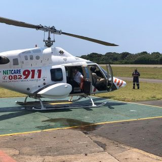 KwaZulu-Natal Helicopter Emergency Medical Services: Netcare 5 a specialised hel… 48077748 2082165858471206 3458288012968853504 o 320x320