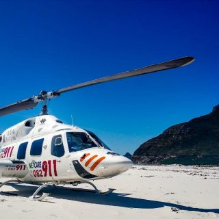 On Sunday afternoon, Netcare 6 was called to a beach in Noordhoek to assist at a… 48164353 2080275271993598 8478706591279874048 o 320x320