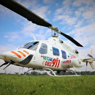 KwaZulu-Natal Helicopter Emergency Medical Services: Netcare 5 a specialised hel… 48168176 2083326945021764 2574424738914893824 o 320x320