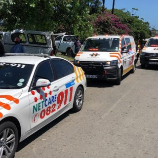 KwaZulu-Natal: Shortly after 12H00 Tuesday afternoon Netcare 911 responded to re… 48169435 2081691455185313 8185536899658547200 o 320x320