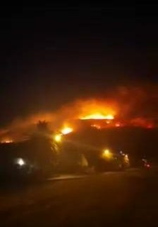 Paarl mountains are on fire tonight   WC 48206731 531577660586303 1755527062870818816 n 224x320