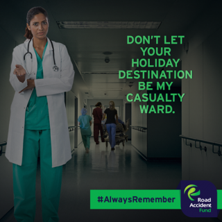 Don't let your holiday destination be my casualty ward. #AlwaysRemember to take… 48266736 2264193860266086 8715189706800758784 n 320x320