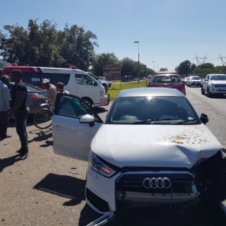 One person sustained minor injuries following a collision on Currie Boulevard in… 48356149 2065053966889290 4862585397835726848 n 320x320
