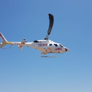 Western Cape Helicopter Emergency Medical Services Netcare 6 a specialised helic… 48356821 2088380417849750 2707023801115213824 o 320x320