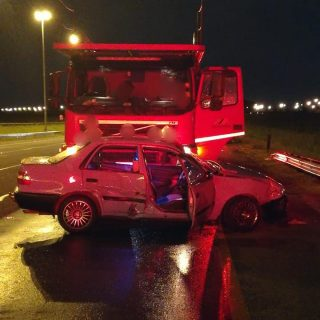 Gauteng: One person sustained minor injuries in a collision between 2 LMV's and … 48364097 2090447400976385 7920997833694511104 n 320x320