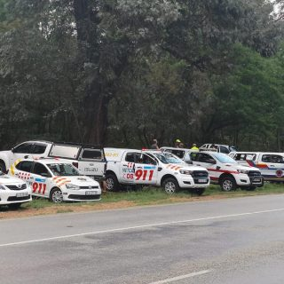 Gauteng: Netcare 911 joined an interagency visibility initiative for the Arrive … 48365048 2091814777506314 7910981012182532096 n 320x320