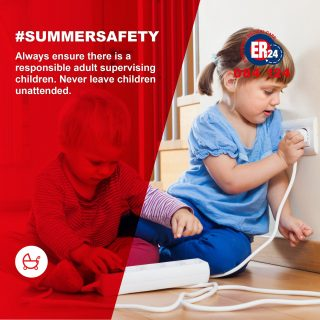 #SummerSafety  Never leave children unattended. 48372475 2065225910205429 7061621190397263872 o 320x320