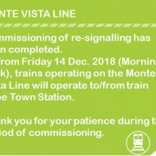 #MonteVistaLineCT #ServiceAdvisory: 48376039 2883306778361556 7998427950783397888 n 320x320