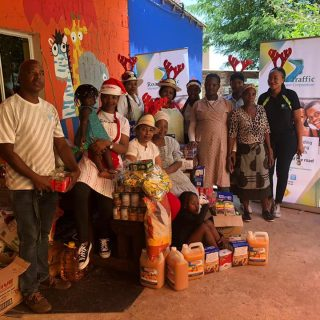 Our Festive Season Grocery Hamper CSR Project with the children at Bula Mahlo Ho… 48380733 1996213690460745 3740235822629126144 n 320x320