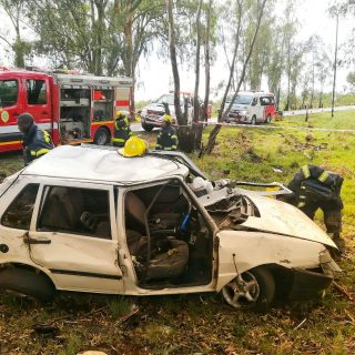 One person sustained moderate injuries when their vehicle overturned on Weilbach… 48385223 2070711672990186 1106841079660937216 o 320x320