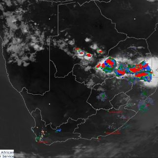 Your evening satellite image (22 December 2018). Some significant storms over ea… 48394799 935701609966496 2433521391807496192 n 320x320