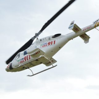 Gauteng Helicopter Emergency Medical Services: Netcare 1 a specialised helicopte… 48398062 2100629733291485 7932320857840418816 o 320x320