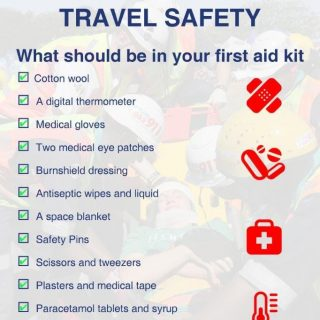 Travel Safety: Before you undertake a journey to your favorite holiday destinati… 48398904 2085989728088819 3541632656506617856 o 320x320
