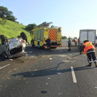 KwaZulu-Natal: At 06H19 Monday morning Netcare 911 responded to reports of a col… 48408053 2099264213428037 6899255530934501376 n 320x320