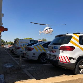 Gauteng Helicopter Emergency Medical Services: Netcare 2 a specialised helicopte… 48418348 2088876104466848 3403507341490913280 o 320x320