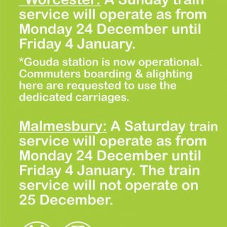 #FestiveSeason #NorthernLineCT  Note: Malmesbury and Worcester service changes 49058165 2912096375482596 5404135449071452160 o 320x320