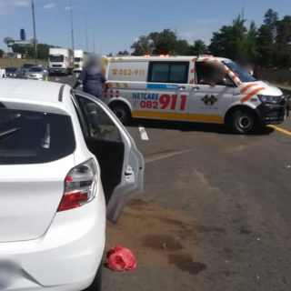 Gauteng: At 08H52 Thursday morning Netcare 911 responded to reports of a collisi… 49161221 2103496273004831 599840119016390656 n 320x320