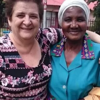 Domestic worker, who fought robbers to protect cancer sufferer and his autistic … Domestic worker who fought robbers to protect cancer sufferer and his autistic