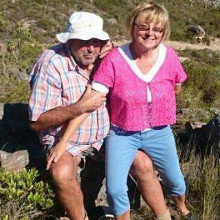Farm murder: Elderly couple Piet and Elmien Steyn slain in Western Cape  An elde… Farm murder Elderly couple Piet and Elmien Steyn slain in Western Cape An elde
