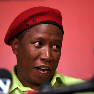 You are a fraud, Mr Malema, says historian You are a fraud Mr Malema says historian 320x320